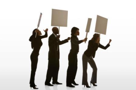اعتصاب زنانه