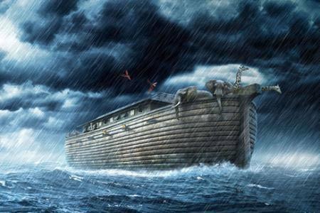 کشتی نوح...!